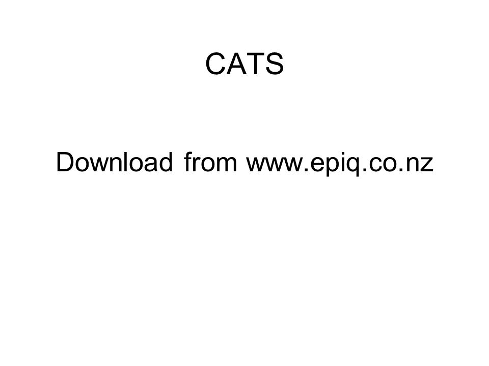 Download from www.epiq.co.nz