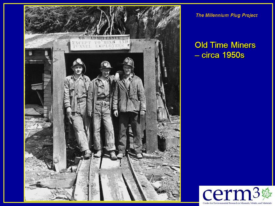 Old Time Miners – circa 1950s