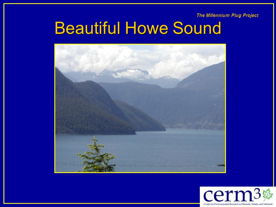 Beautiful Howe Sound
