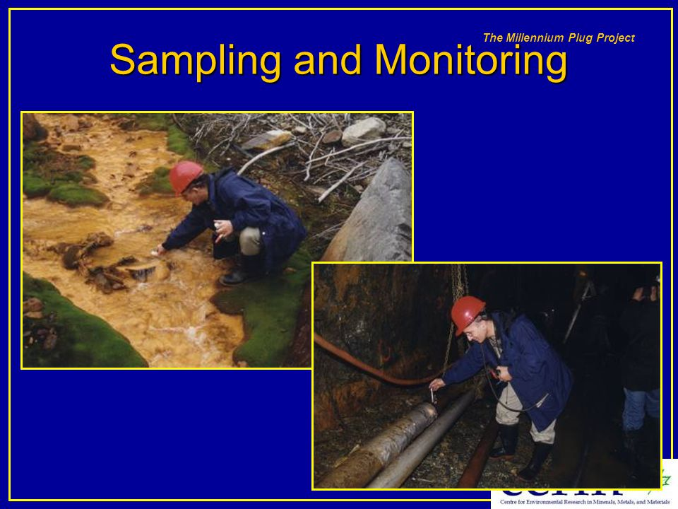 Sampling and Monitoring