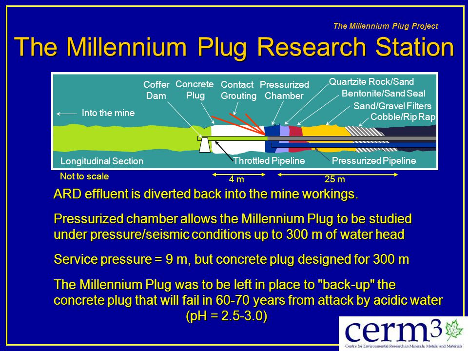 The Millennium Plug Research Station