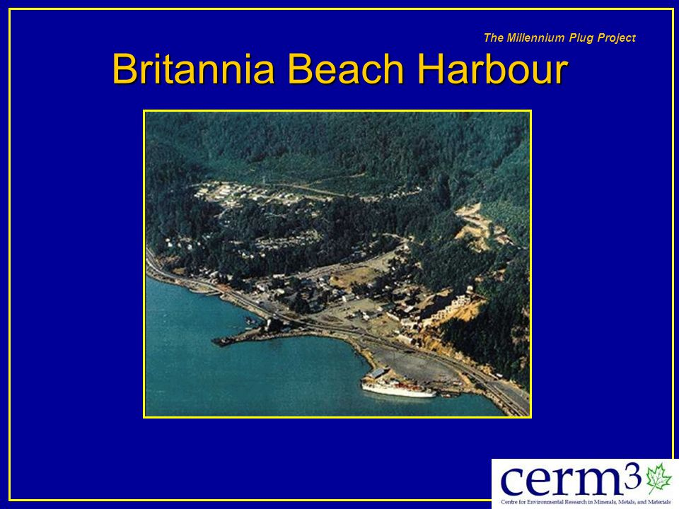 Britannia Beach Harbour