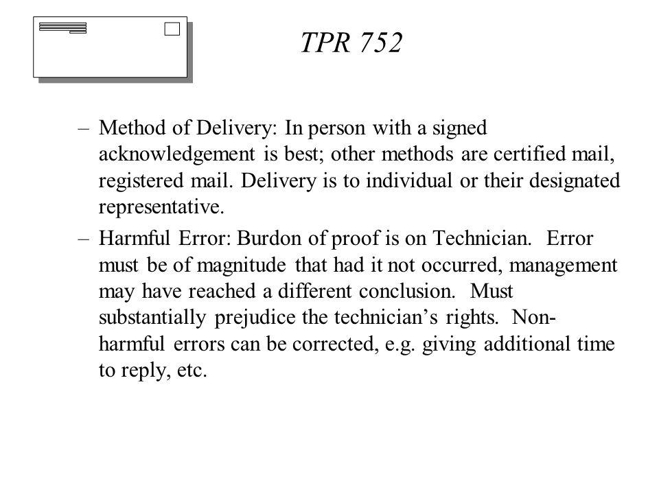 TPR 752