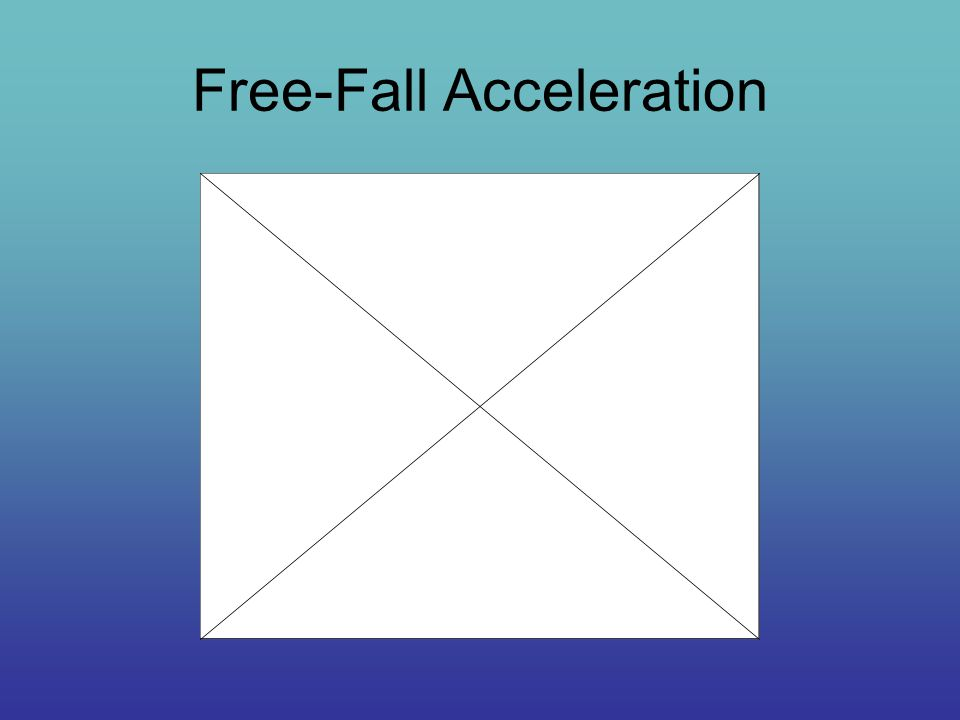 Free-Fall Acceleration