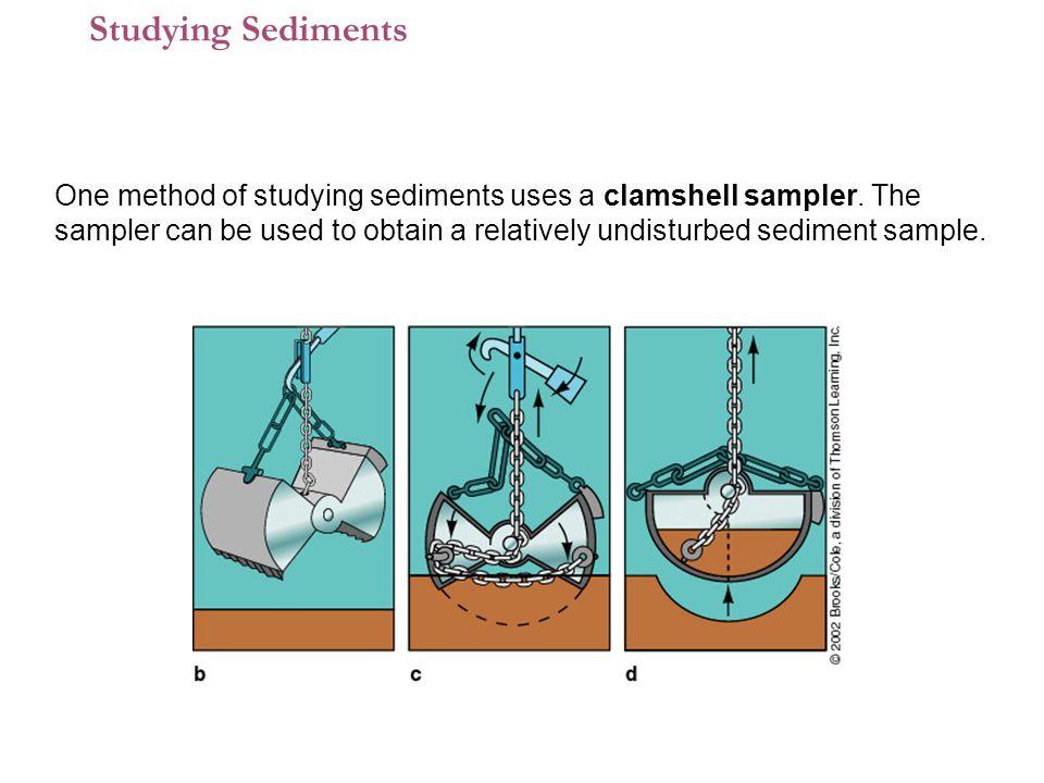 Studying Sediments
