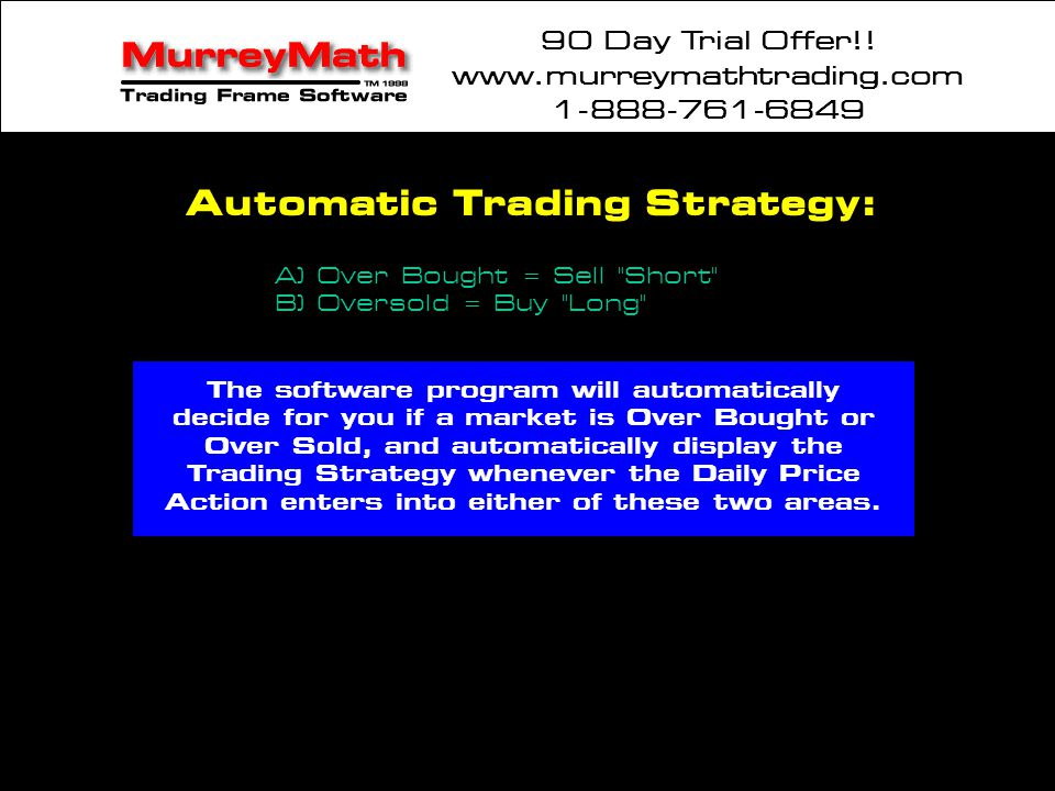 Automatic Trading Strategy: