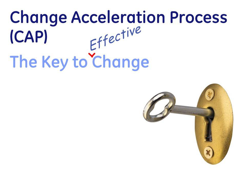 Change Acceleration Process (CAP)