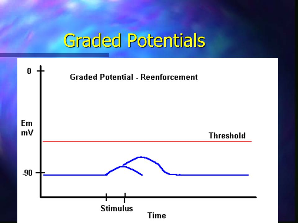 Graded Potentials