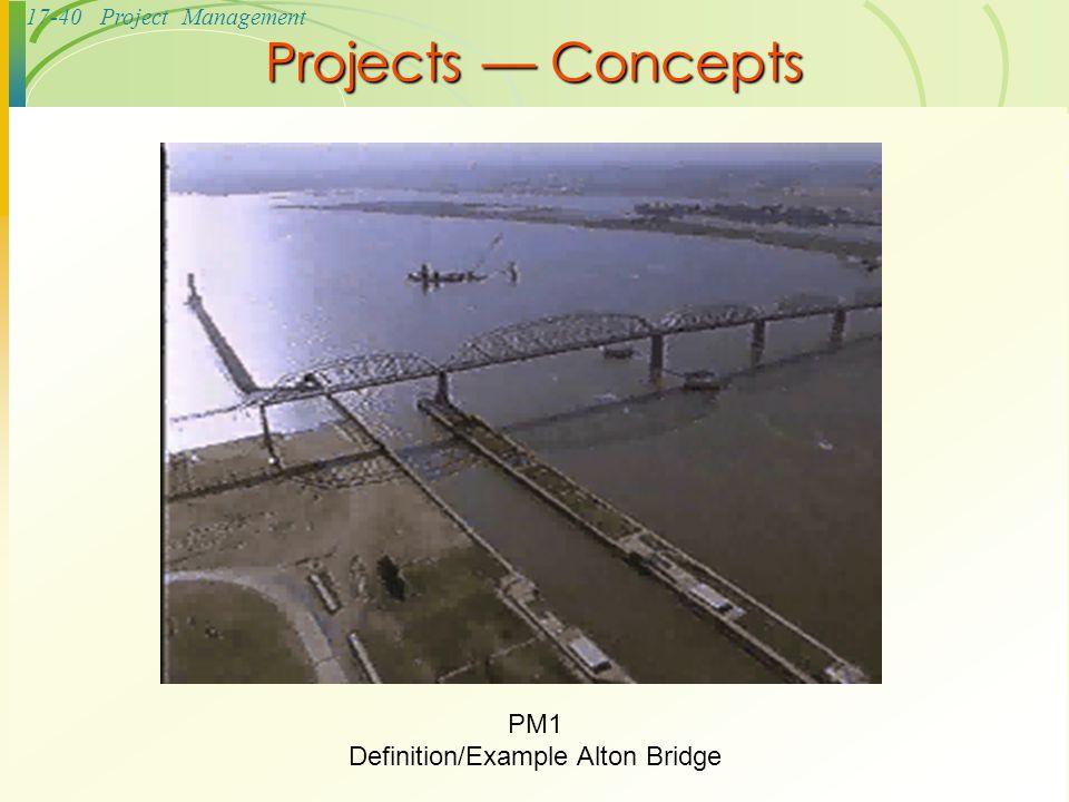Definition/Example Alton Bridge