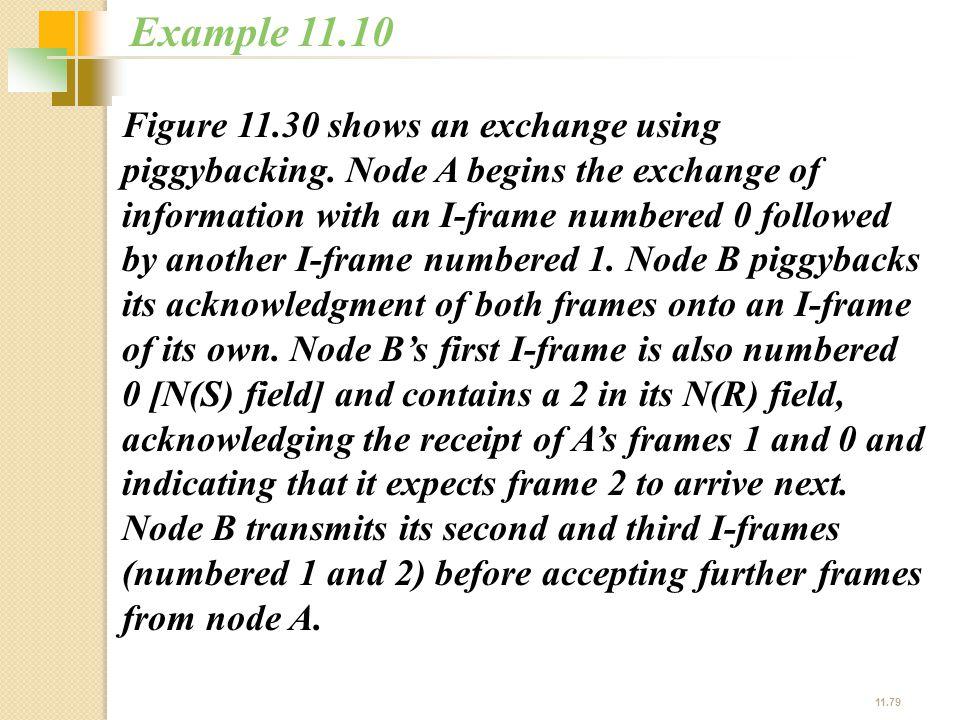 Example 11.10