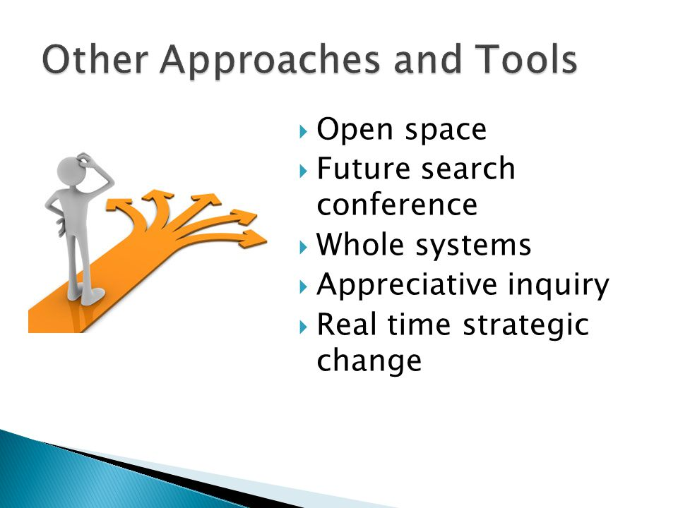 Other Approaches and Tools