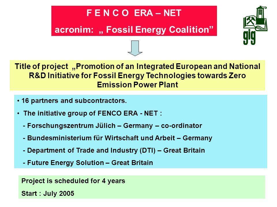"acronim: "" Fossil Energy Coalition"