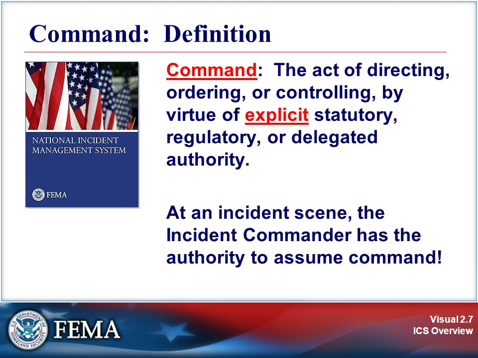 Command: Definition