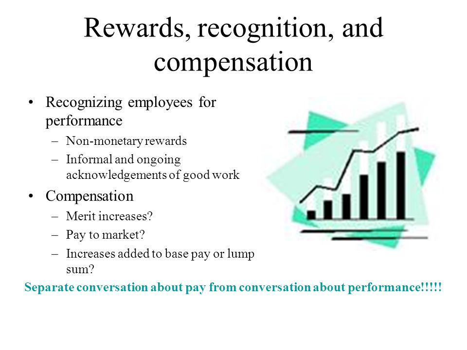 Rewards, recognition, and compensation