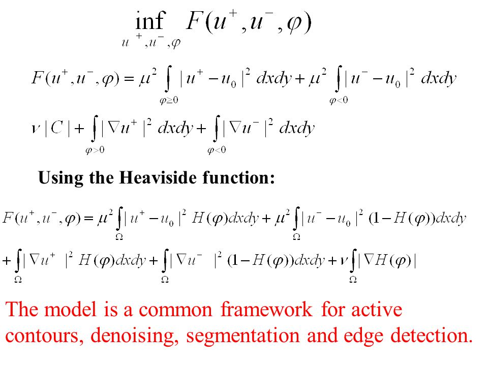 Using the Heaviside function: