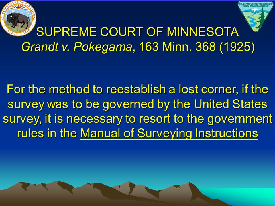 SUPREME COURT OF MINNESOTA Grandt v. Pokegama, 163 Minn. 368 (1925)