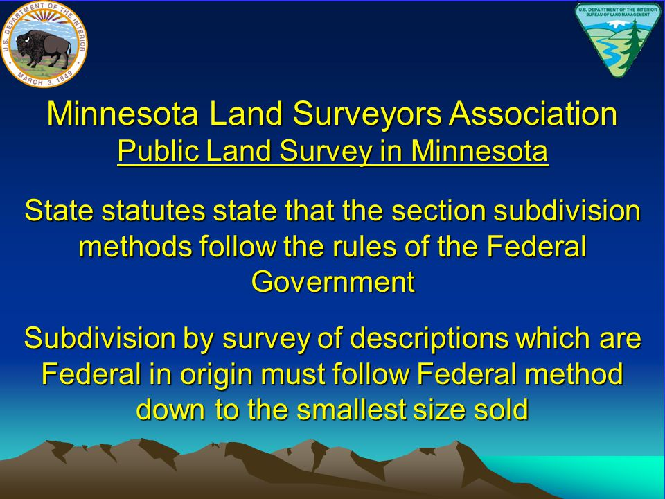 Minnesota Land Surveyors Association
