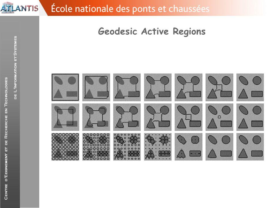Geodesic Active Regions