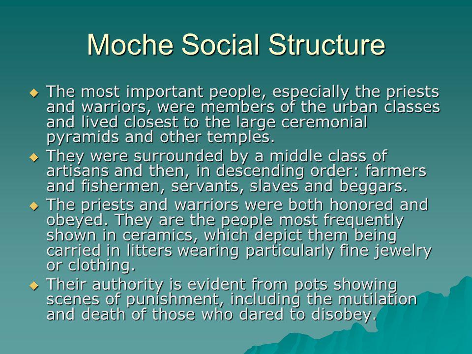 Moche Social Structure