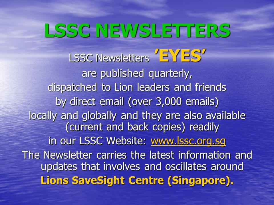 Lions SaveSight Centre (Singapore).