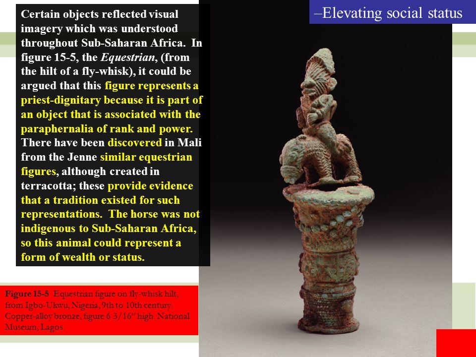 Elevating social status