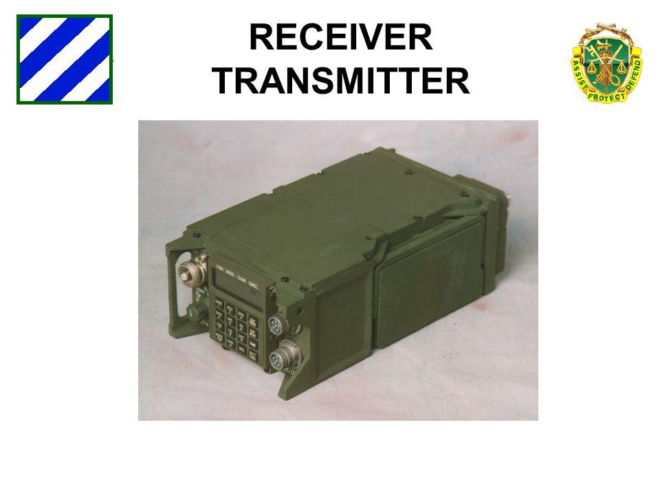 RECEIVER TRANSMITTER