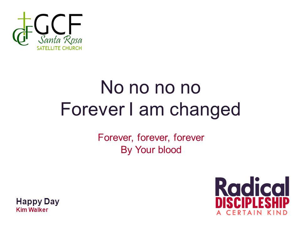 Forever, forever, forever