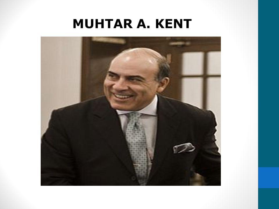 MUHTAR A. KENT