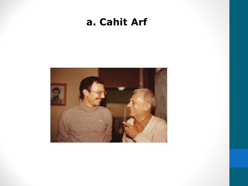 a. Cahit Arf