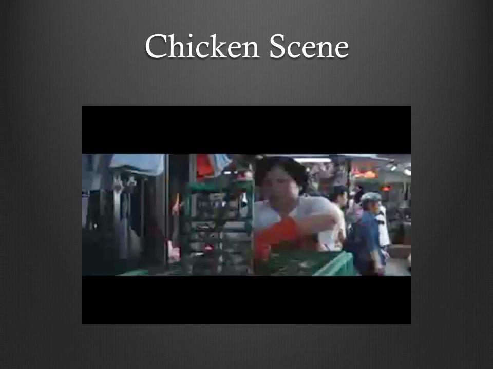 Chicken Scene