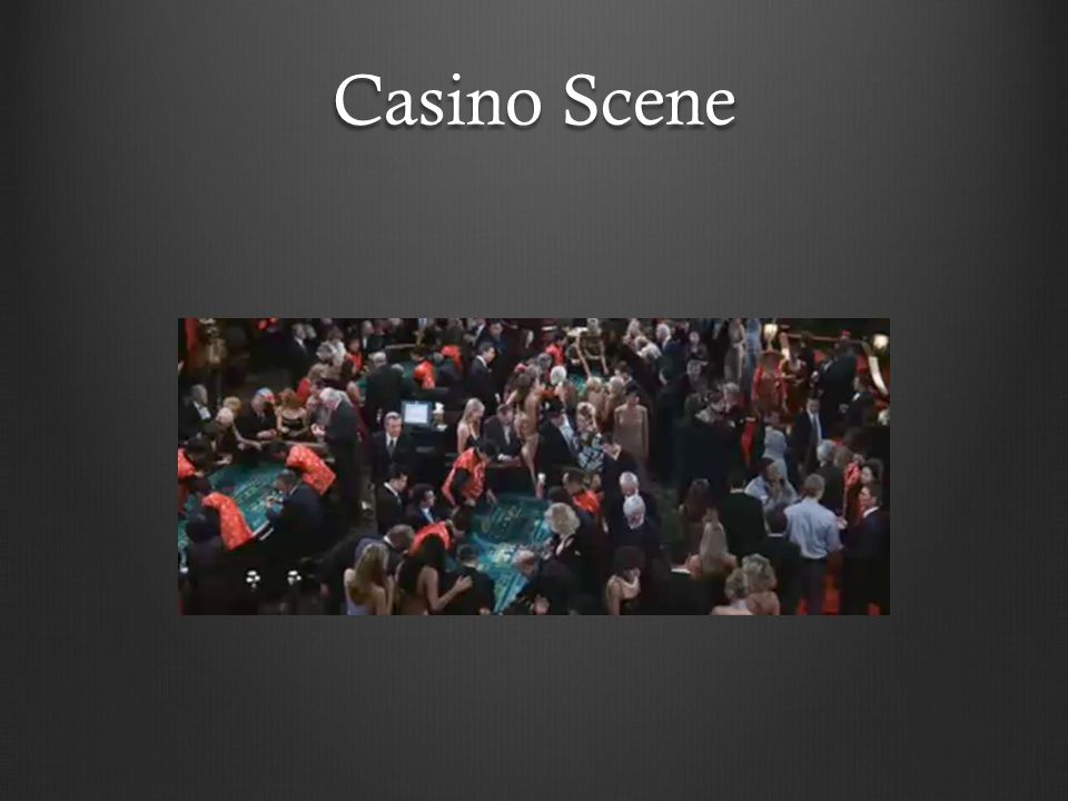 Casino Scene