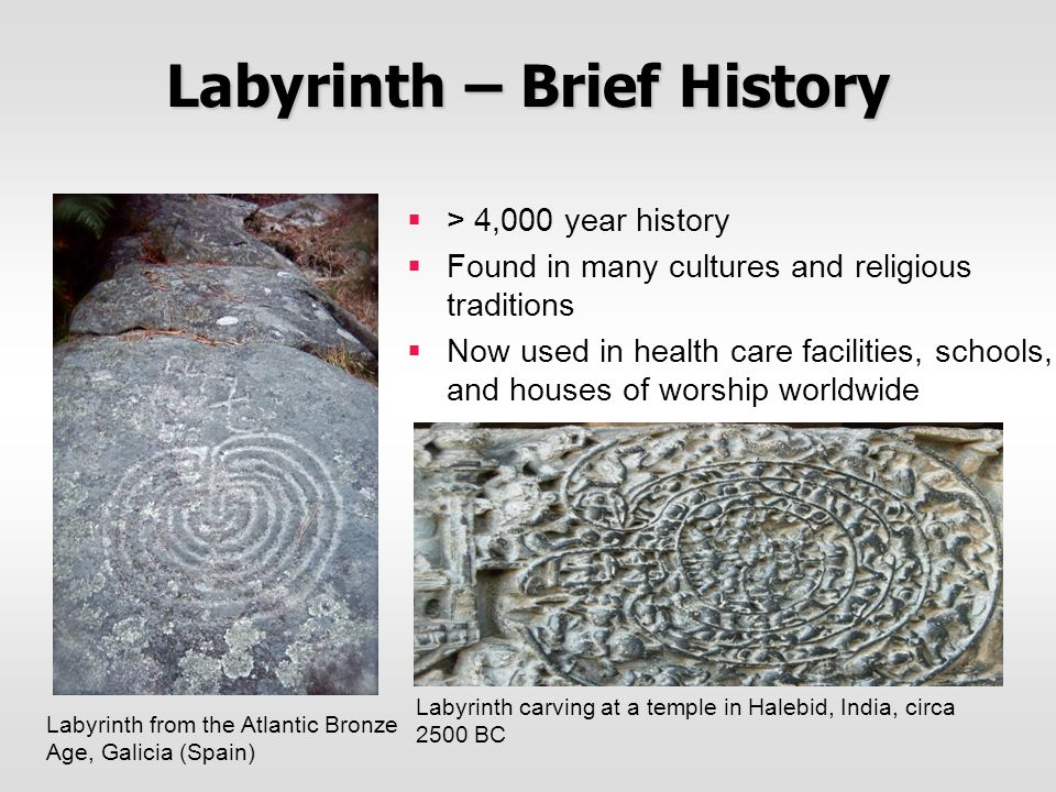 Labyrinth – Brief History