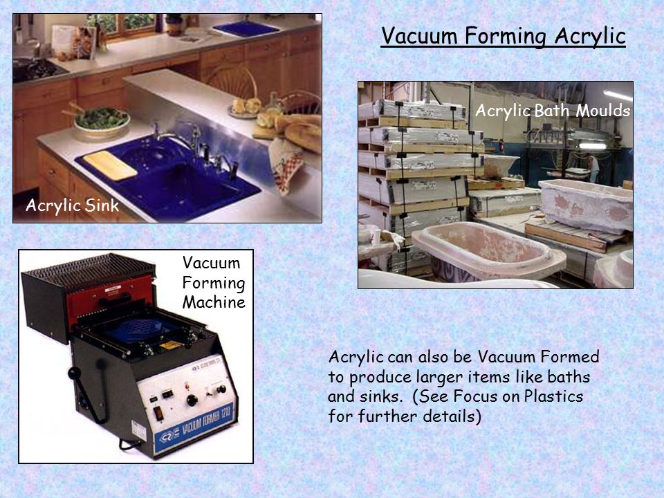 Vacuum Forming Acrylic