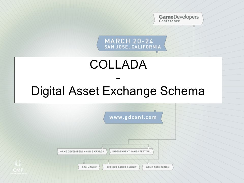 COLLADA - Digital Asset Exchange Schema