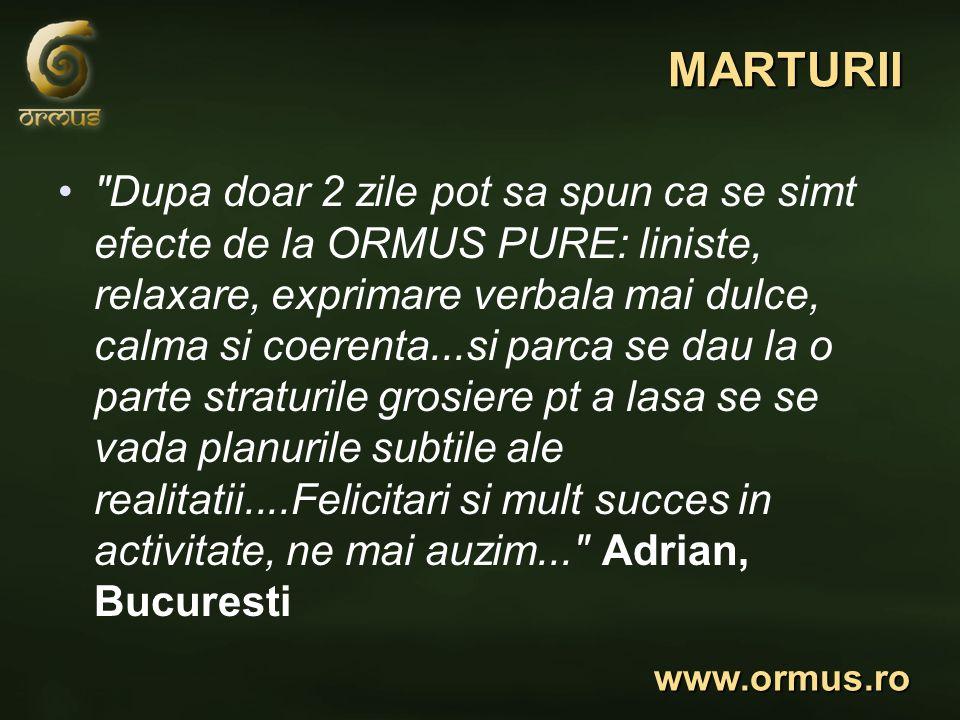 MARTURII