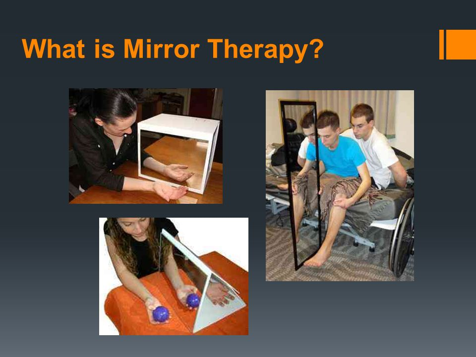 What is Mirror Therapy