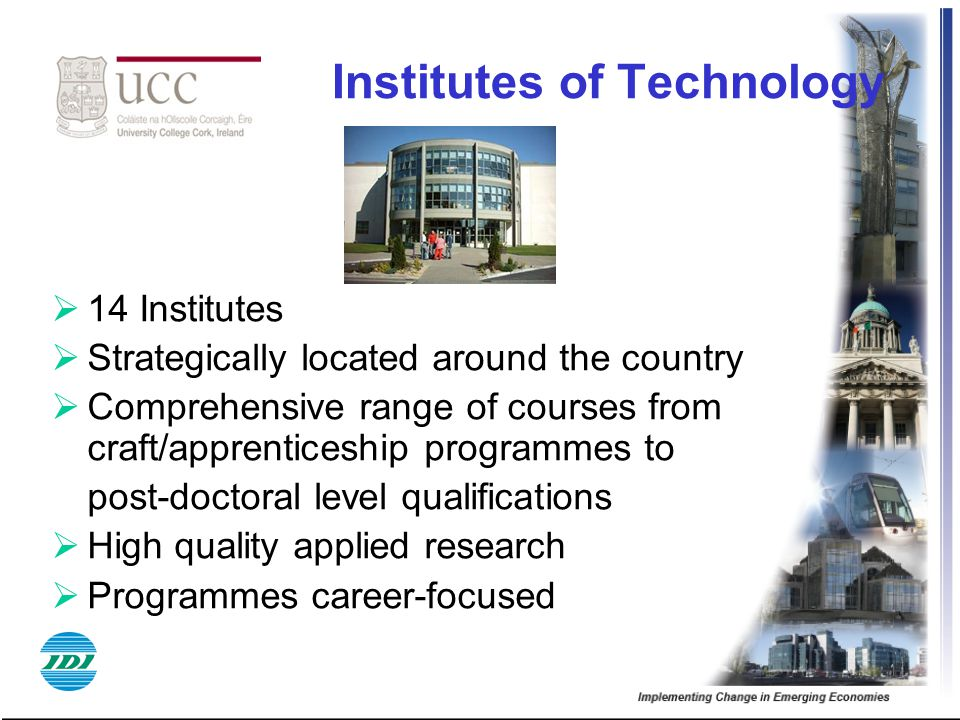 Institutes of Technology