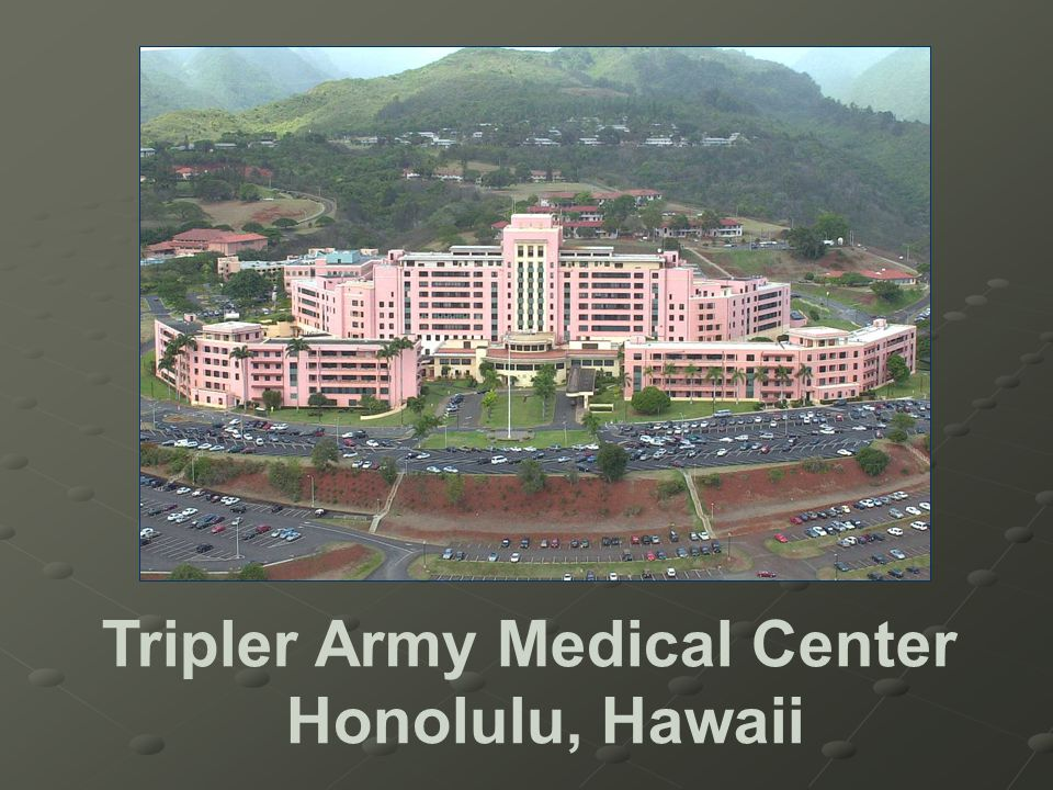 Tripler Army Medical Center
