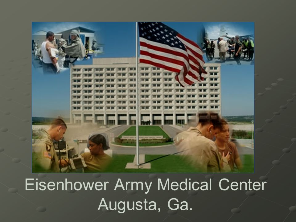 Eisenhower Army Medical Center