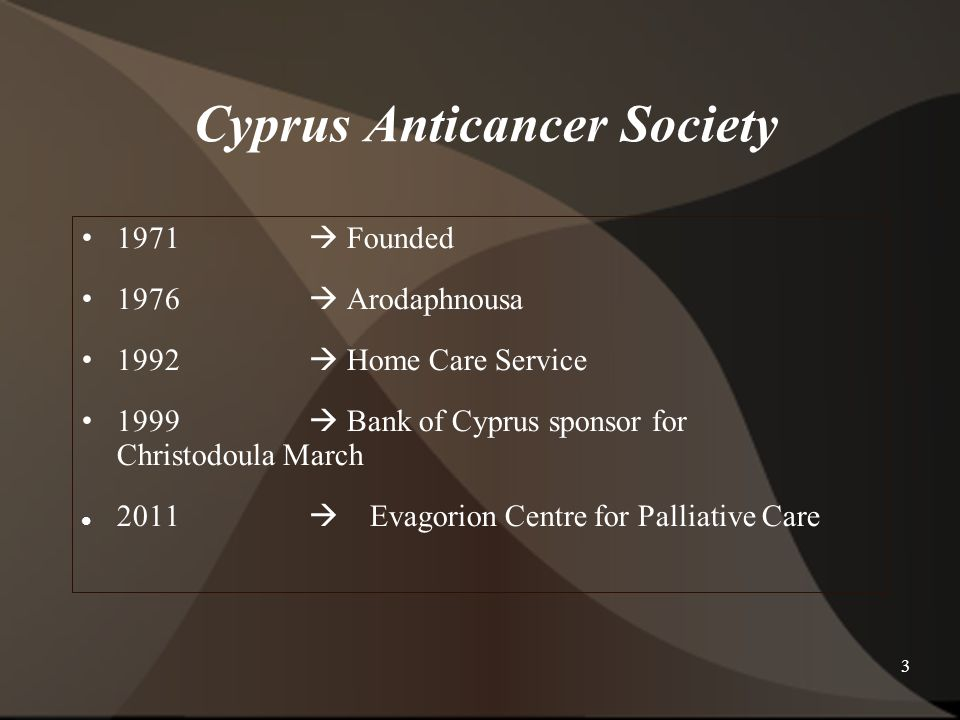 Cyprus Anticancer Society
