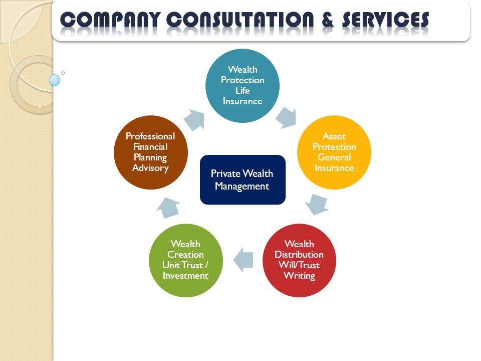 Company Consultation & Services