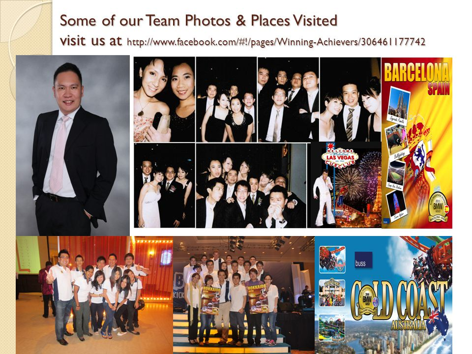 Some of our Team Photos & Places Visited visit us at http://www