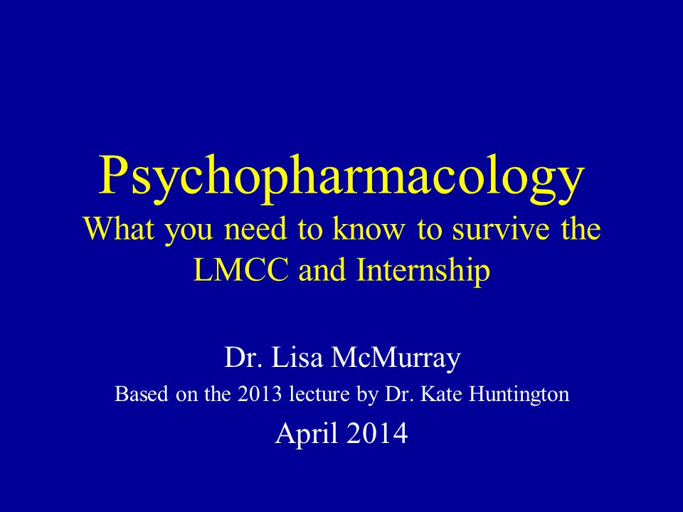 Based on the 2013 lecture by Dr. Kate Huntington