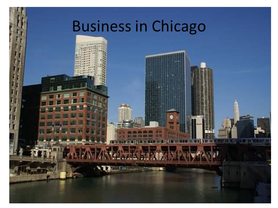 Business in Chicago