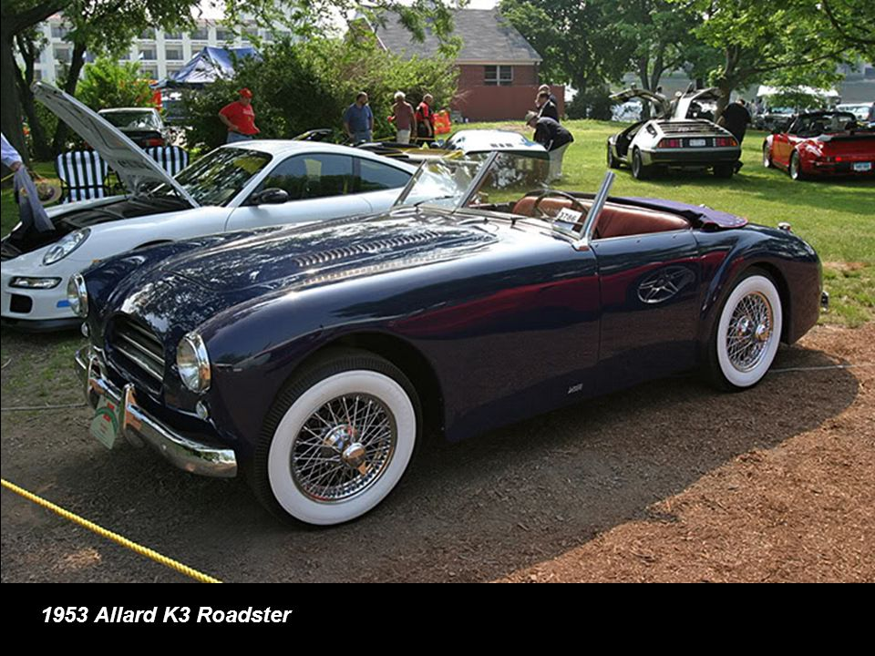 1953 Allard K3 Roadster