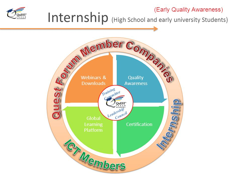 Internship (High School and early university Students)