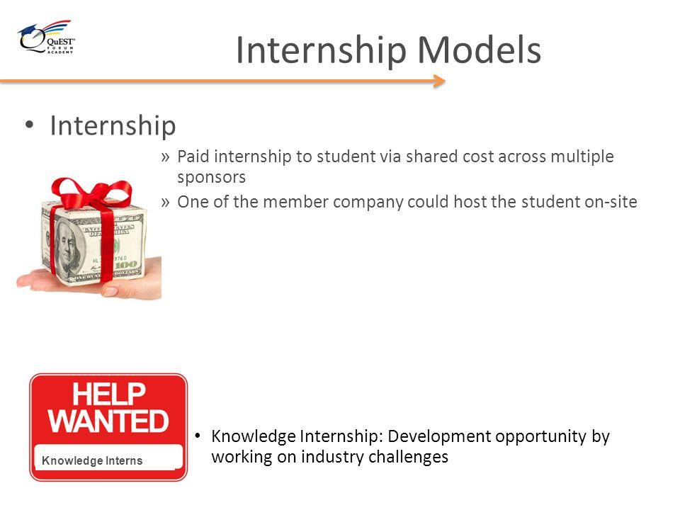 Internship Models Internship
