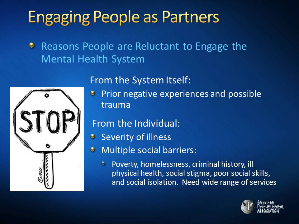 Engaging People as Partners