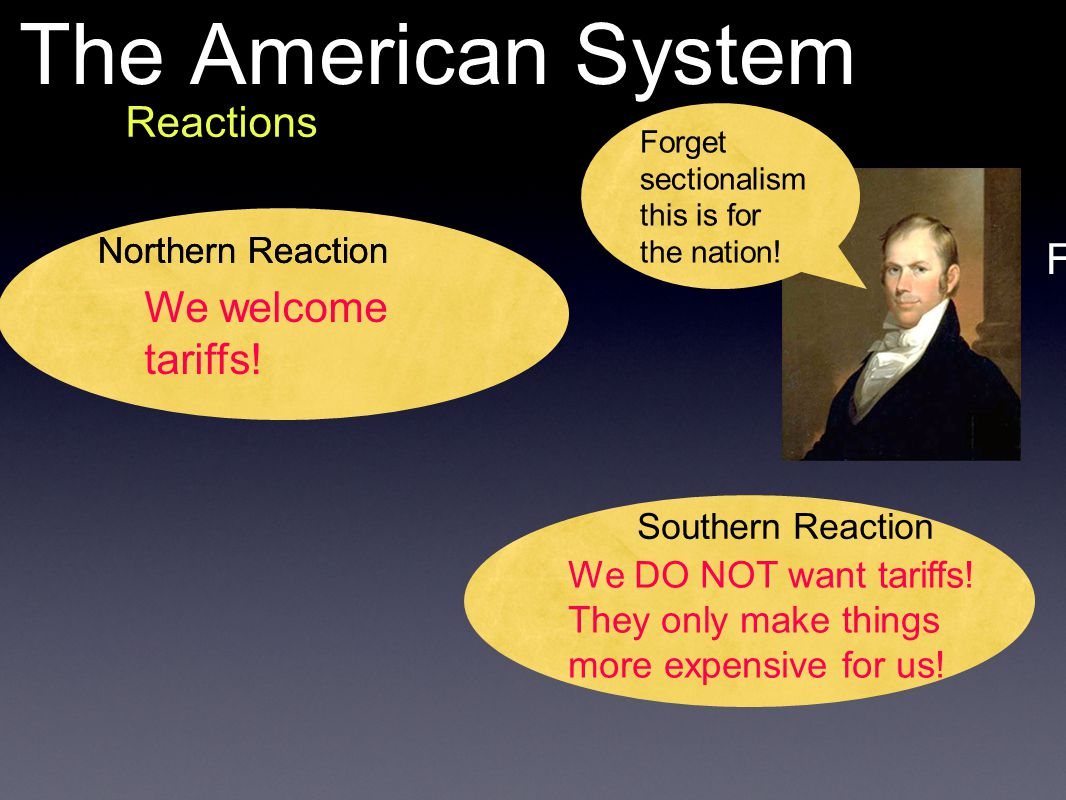 The American System Reactions Farming Methods in NW Territory