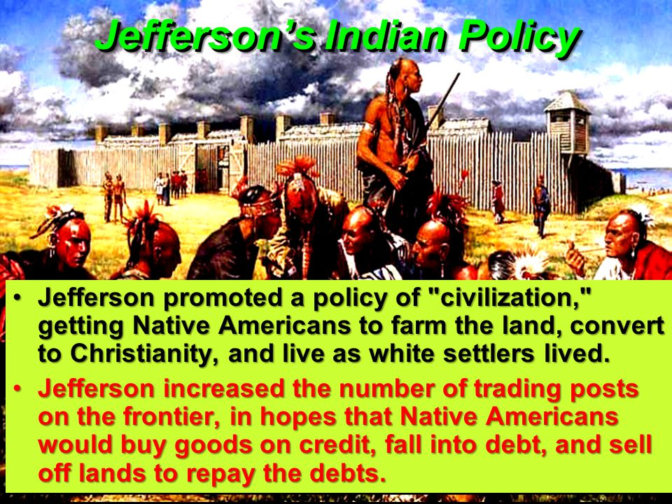 Jefferson's Indian Policy